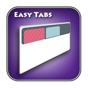 Pure Tabs - Version 1.1